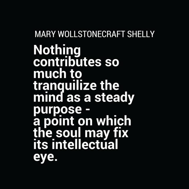 MARY WOLLSTONECRAFT SHELLY